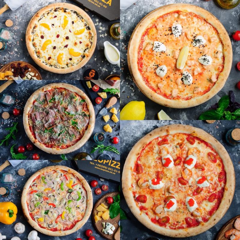 "комбо из пицц ""Weekend"" - фото 1"