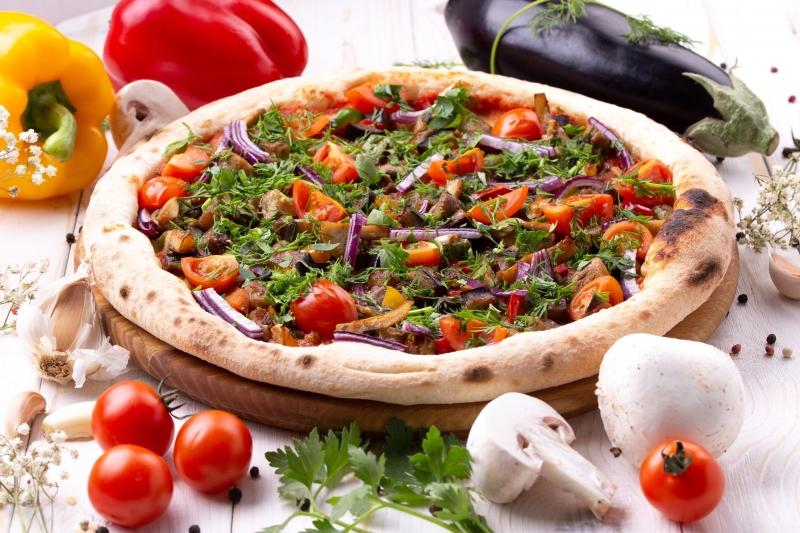 Вегетарианская - фото 1