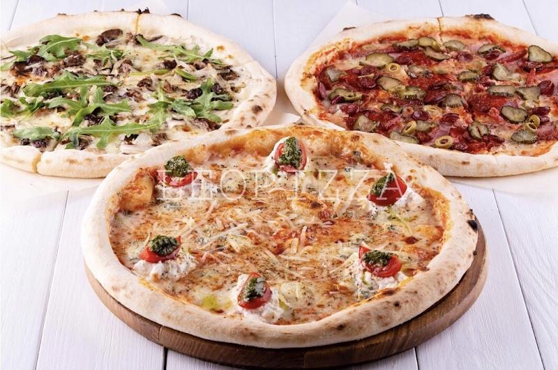 комбо из пицц «От Шефа» - фото 1