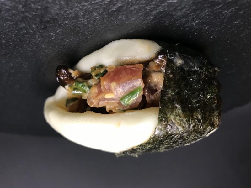 "Бао "" З тунцем та грибами шиитаке"" - фото 1"