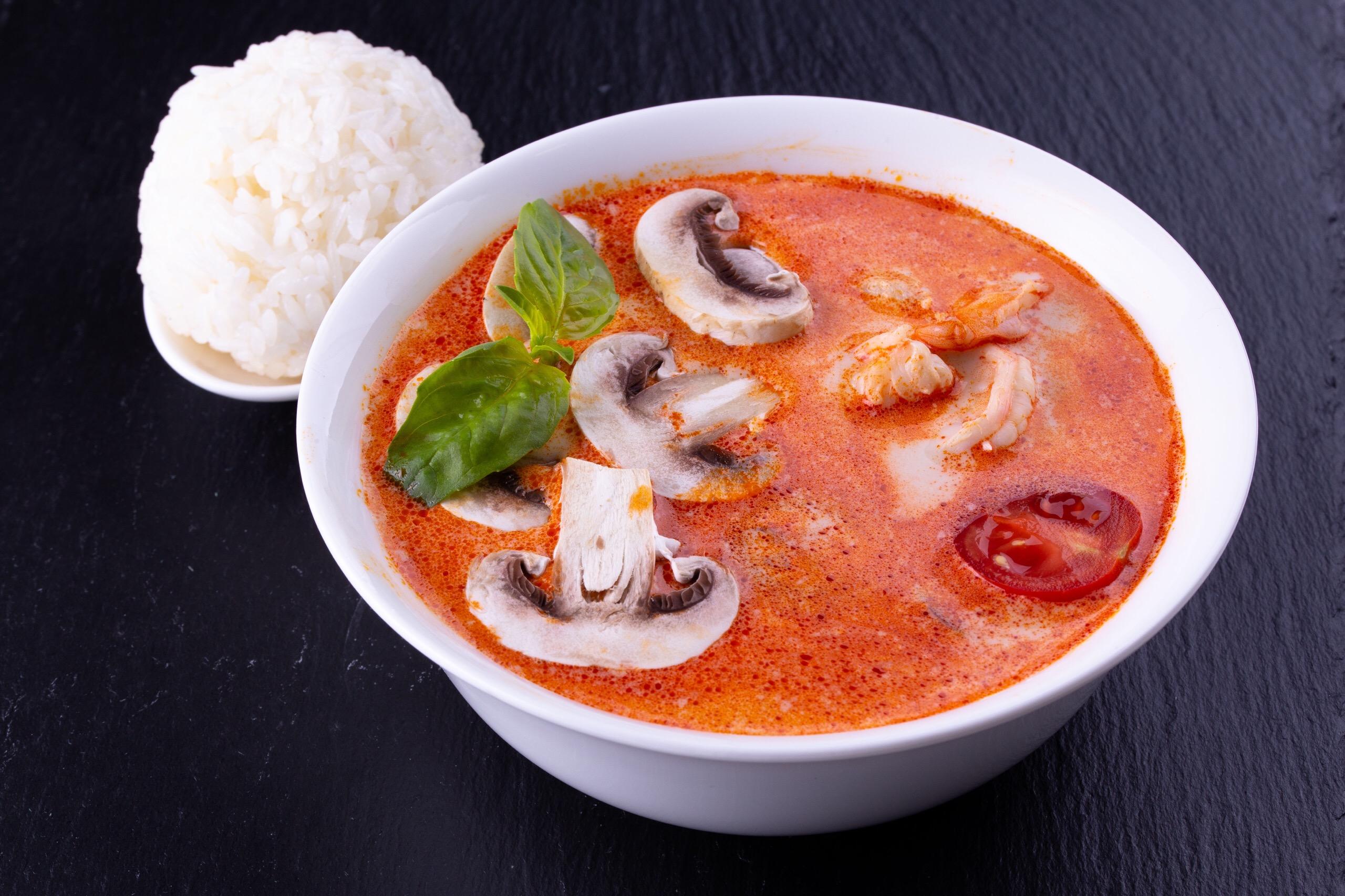 Суп «Том ям»